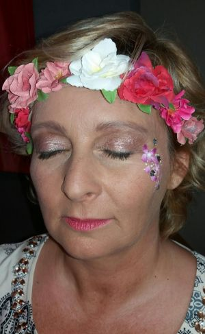 Auteur visagiste Jenny Van Belle - 🌼Festival Make-Up🌼