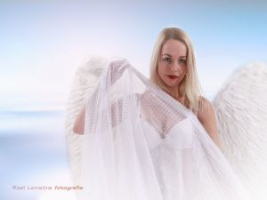 Auteur fotograaf Roel Lemstra - beautiful angel