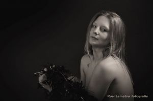 Auteur fotograaf Roel Lemstra - black and white ...