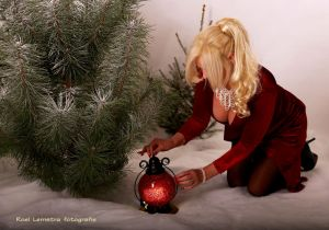Auteur fotograaf Roel Lemstra - starting Xmas-feelings