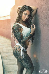 model Tattooladyd